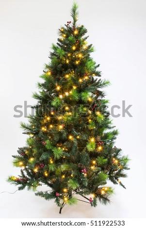 Christmas tree #511922533