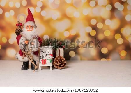 Christmas tree ornaments Or Christmas