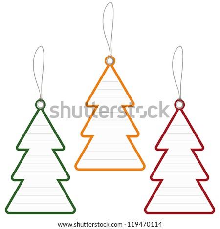 tags abstract christmas tree - photo #7