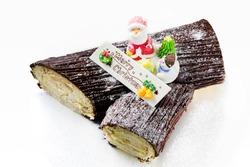 Christmas Tree Root Cake
