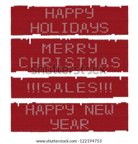 Christmas vector texture