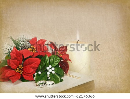 Twanda 39s blog wedding program wording images white christmas wedding party