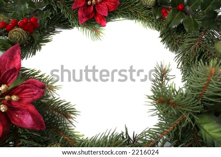 Christmas Wreath #2216024