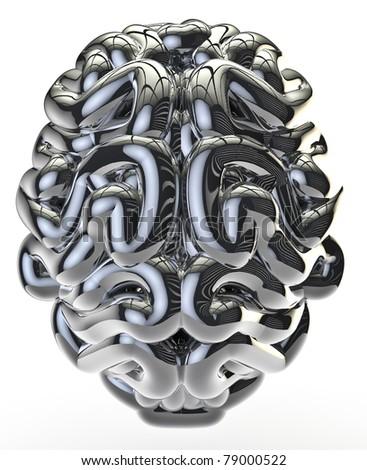 Chrome brain