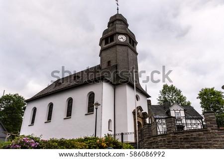church #586086992