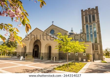 Church Building #264314027