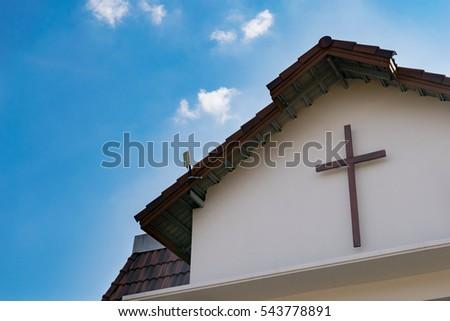 Church Exterior #543778891