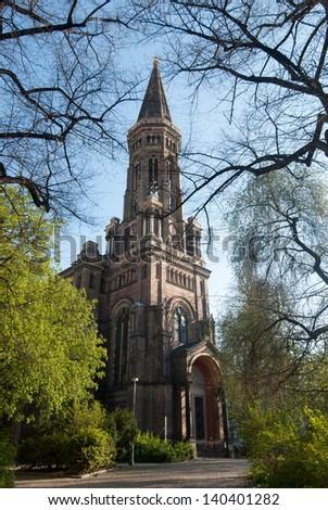 Church in Berlin, Germany #140401282