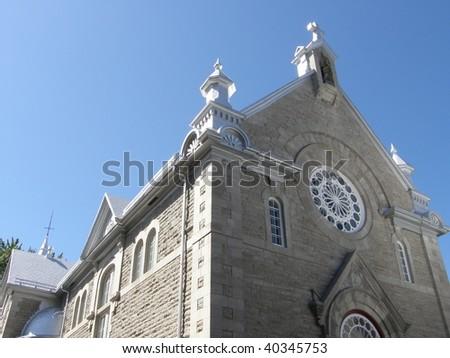 Church in Quebec City, Canada