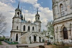 church in the manor of Bykovo,church in the manor of Bykovo