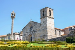 Church Matriz de Santa Maria Maior, Barcelos, Portugal