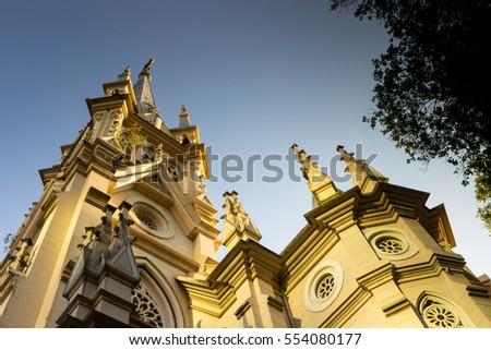 Church of Boa Viagem, Belo Horizonte, Minas Gerais, Brazil #554080177