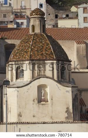 Church of Bosa , Sardinia, Italy