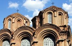 Church of Panagia Chalkeon of XI century, Thessaloniki, Greece