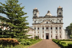 Church of Saint Cajetan in Old Goa, India