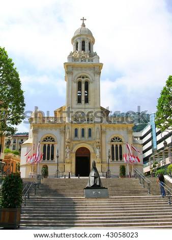 Church of Saint Charles, Monaco