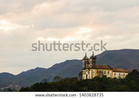 Church of Saint Francis of Paola, Ouro Preto, Minas Gerais, Brazil
