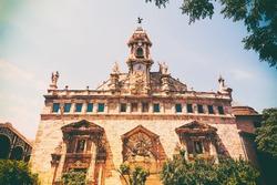 Church of San Juan del Mercado (Real Parroquia de los Santos Juanes) In Valencia