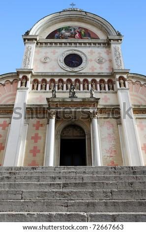 Church of Santa Maria Nascente in Pieve di Cadore, Treviso