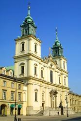 Church of the Holy Cross (Kosciol sw. Krzyza), Warsaw, Poland