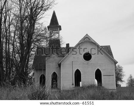 Church of the Open Windows