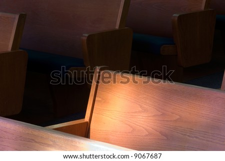 church, pews, religion,empty,faith, light,belief,deserted, abandoned,left out,