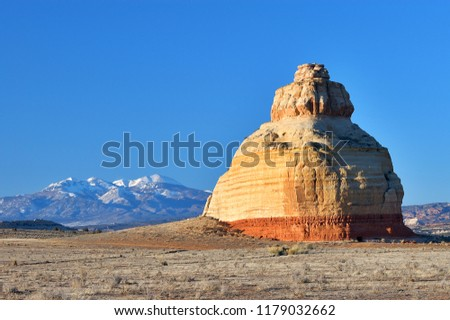 Church Rock, Utah-USA                          #1179032662