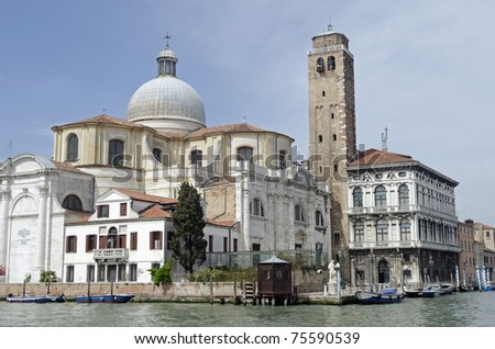 San Geremia Church Venice
