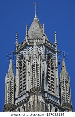 Church tower in Brighton