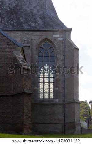 Church Window Light #1173031132