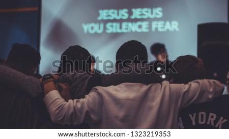 CHURCH WORSHIP AND PRAISE