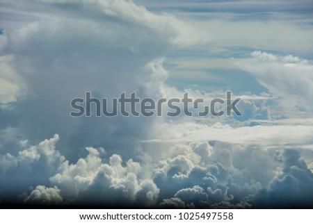 Shutterstock Cielo Con Nubes