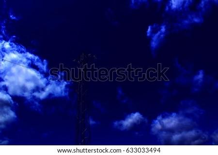 Shutterstock Cielo nublado