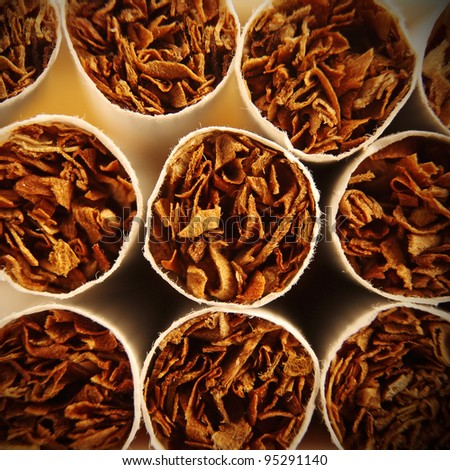 Cigarette Tobacco