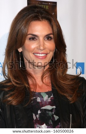 """Cindy Crawford at the """"Enter Miss Thang"""" Book Launch Party, Cafe Habana, Malibu, CA 10-21-13"""