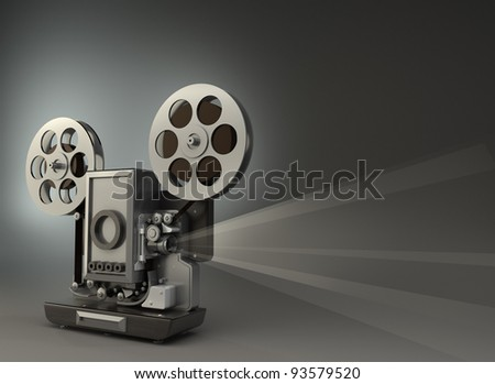 cinema projector High resolution 3D
