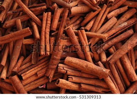 Cinnamon sticks #531309313