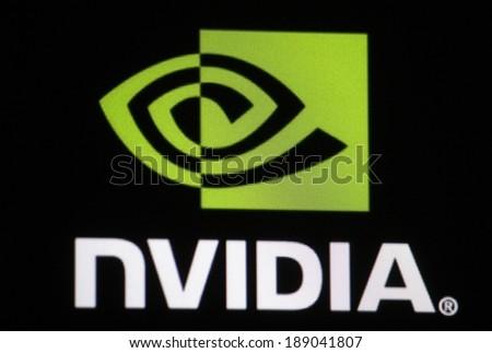 nvidia logo vector eps download seeklogo