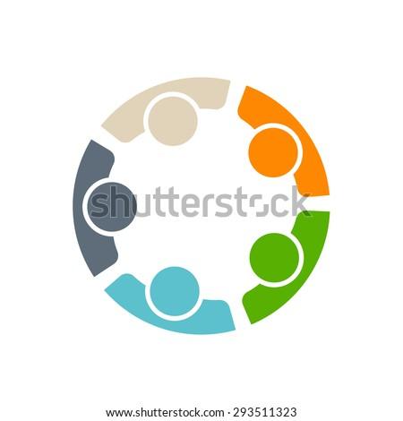Circle Five People logo