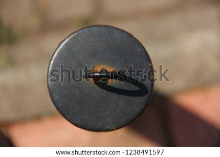 Circle on circle #1238491597