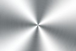 Circle steel texture
