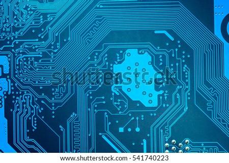Circuit board #541740223