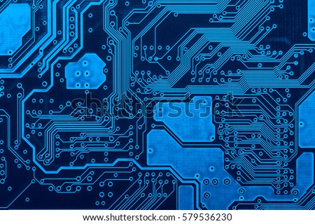 Circuit board background #579536230