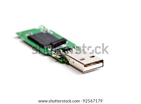 how to use a memory stick for photos