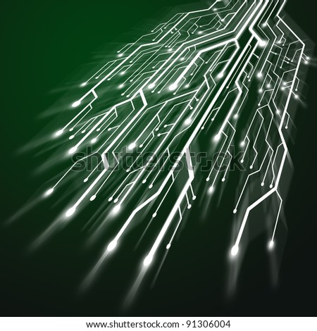 Circuit board ,Technology background
