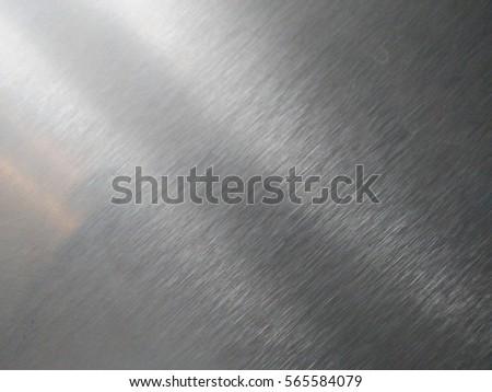 circular brushed metal texture #565584079