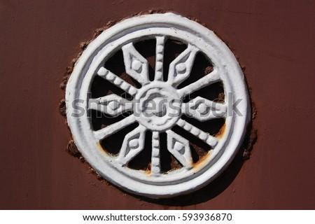 circular pattern #593936870