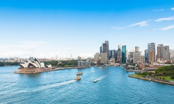 Circular Quay and Opera House, Sydney, Australia