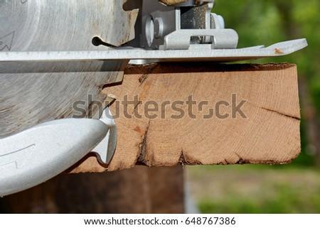 circular saw #648767386