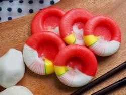 Circular shape Korean traditional candy